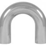 Aluminiumsrør bend 180 grader