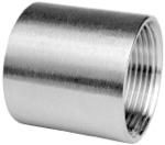 Aluminiums muffe